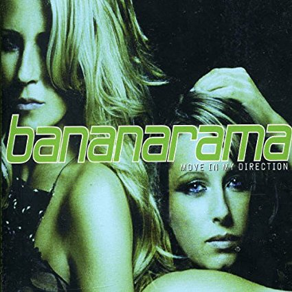 Bananarama - Move In My Direction / Venus  Pt.2 Import CD single