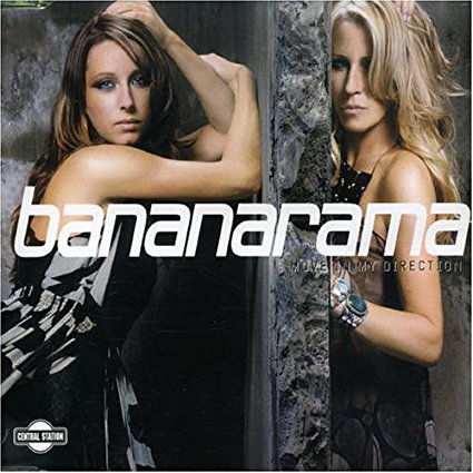 Bananarama - Move In My Direction 9 track CD single (Import)