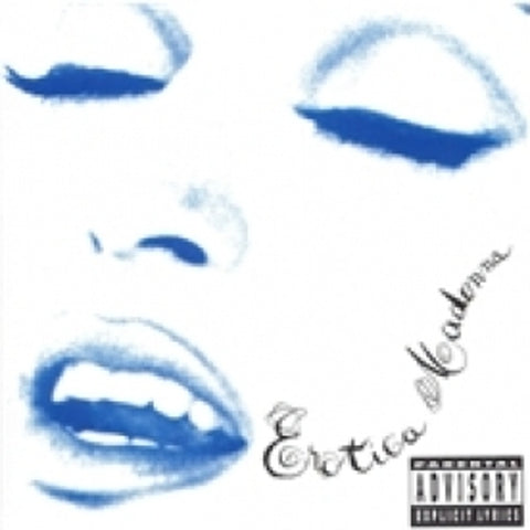 Madonna Erotica (1992) Used CD (Explicit Version)