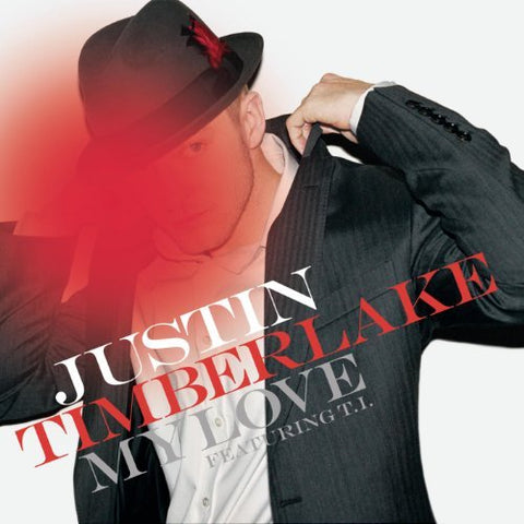 Justin Timberlake - MY LOVE (Remix CD Single) CD3