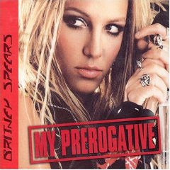 Britney Spears - My Prerogative REMIX Import CD single (5 track) New