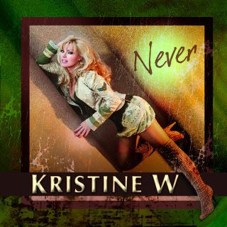 Kristine W.  - Never CD maxi single