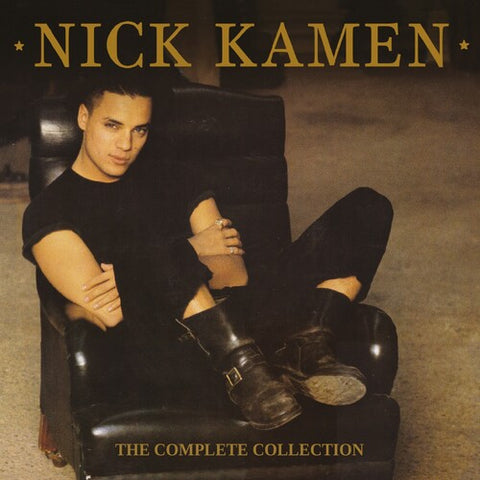 Nick Kamen - Complete Collection [Import] (UK 6 CD Boxed Set)