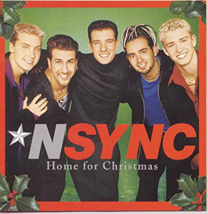 Nsync - Home For Christmas - Used CD