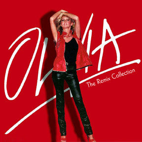 Olivia Newton-John Let's Get REMIXED