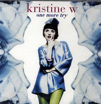 Kristine W. One More Try (USA Maxi remix CD single) Used