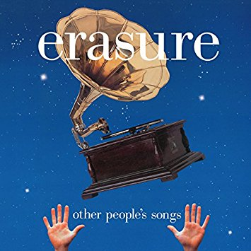 Erasure - Other People's Songs 2016 New LP Vinyl reissue.
