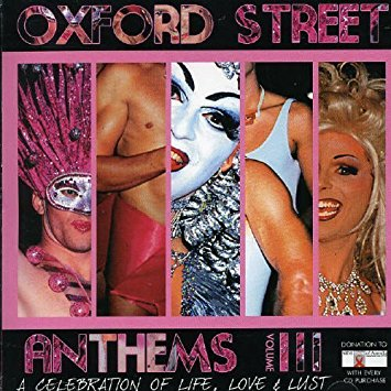 Oxford Street Anthems vol. 3 Double CD.