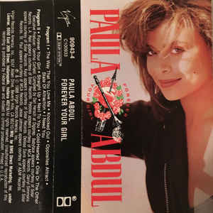 Paula Abdul - Forever Your Girl (BMG CLUB Version) Cassette - Used
