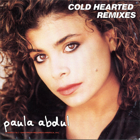 Paula Abdul -Cold Hearted Remixes - The REMIX Collection (CD)