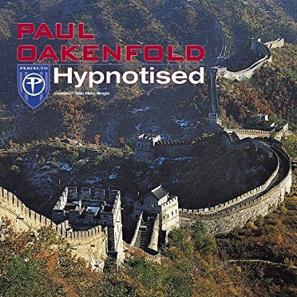 Paul Oakenfold - Hypnotized CD single