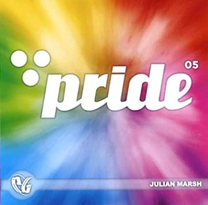 Pride  05 - Juliah Marsh - Used CD