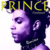 Prince Unreleased Remixes CD (DJ Series)  SALE