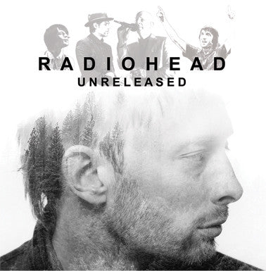 Radiohead - Unreleased double Colored Vinyl (new)