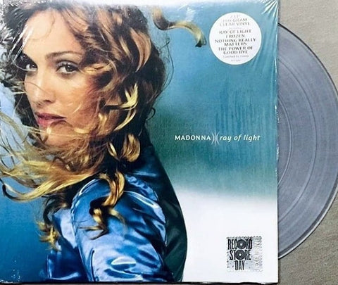 Madonna - Ray Of Light (Clear RSD 2018) Vinyl LP  New