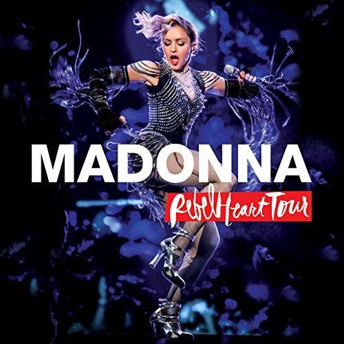 Madonna -Rebel Heart Tour [Explicit Content] (2PC) CD
