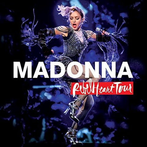 Madonna -Rebel Heart Tour [Explicit Content] (2PC) CD (Pre-order)