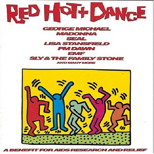 Red Hot & Dance (Various) CD Benefit for Aids research - Used Cd (Madonna, George Michael ++