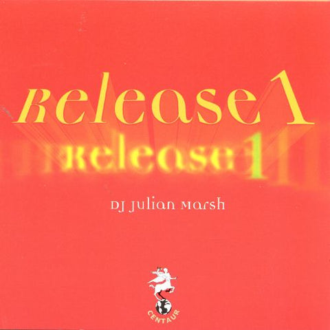 Julian Marsh - Release CD