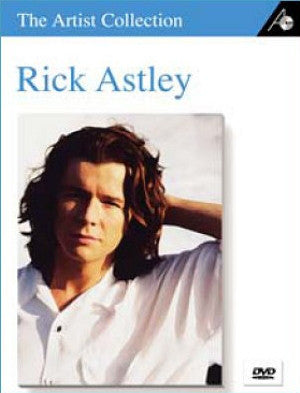 Rick Astley - The Artist Collection DVD [PAL] (New)