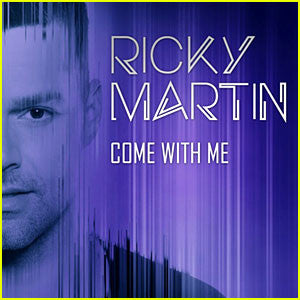 Ricky Martin Come With Me (REMIXES) CD single
