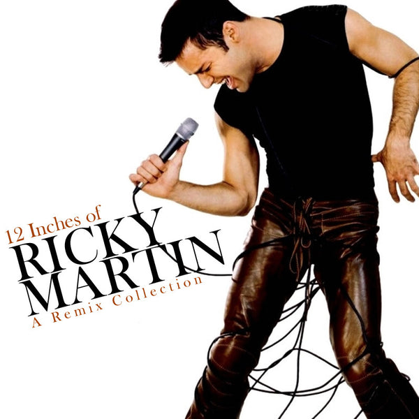 Ricky Martin REMIX Collection CD