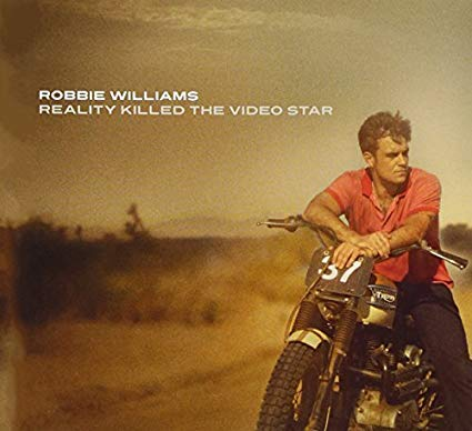 Robbie Williams - Reality Killed The Video Star CD/DVD _ Used