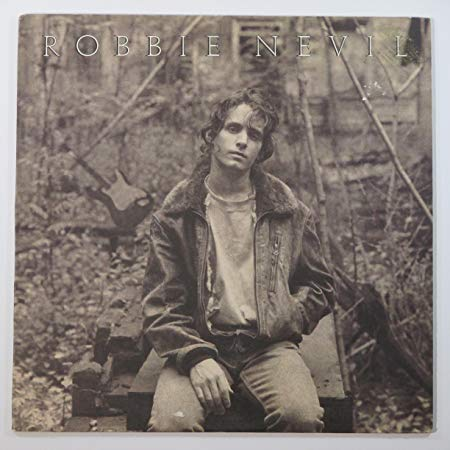 Robbie Nevil - 1986 LP self titled Vinyl (PROMO) Used