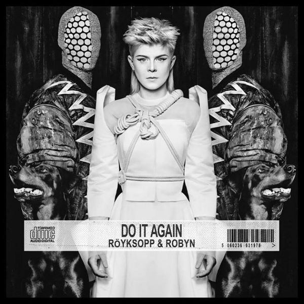 Robyn and Royksopp Do It Again  CD single  DJ (REMIXES)