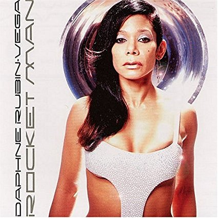 "Daphne Rubin-Vega  ""Rocket Man"" CD single (used)"