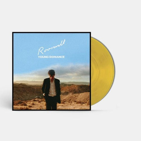 Roosevelt - Young Romance LTD Edition Colored Vinyl LP