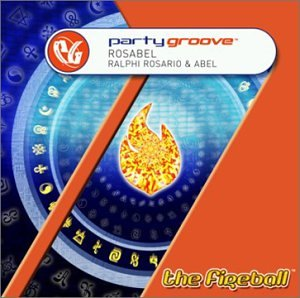 Rosabel - Party Groove : The Fireball - Used CD