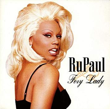 RuPaul - Foxy Lady - Used CD (Like New)