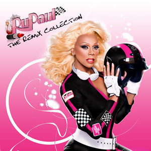 RuPaul :  Ru Paul SuperRemixes CD The Remix Collection