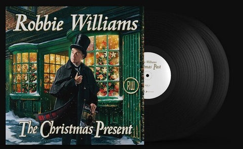 Robbie Williams - The Christmas Present 2XLP IMPORT Vinyl