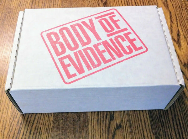 Madonna - Body Of Evidence ''Passion Pack''  PROMO Box Set (official) USA orders ONLY!!!!!