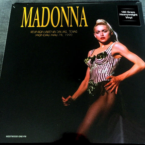 Madonna - Blonde Ambition Double LP (Import)
