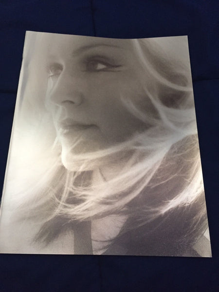 MADONNA - 2001 Drowned World Live Tour Book