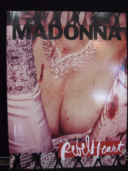 Madonna - Rebel Heart Tour Book