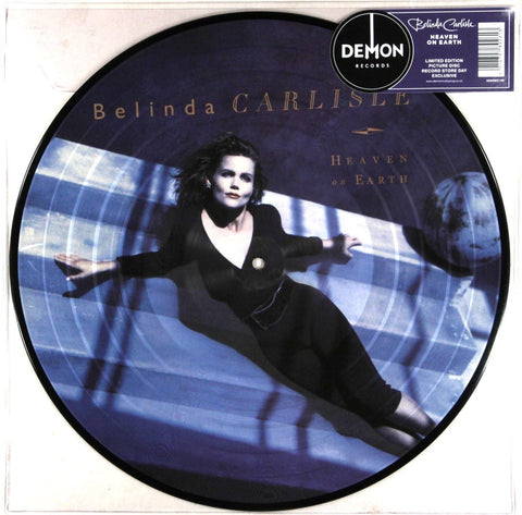 Belinda Carlisle - Heaven On Earth (RSD 2015 Limited Picture Disc) Import