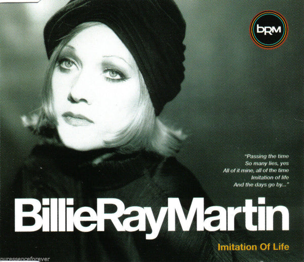 Billie Ray Martin (CD single) Used
