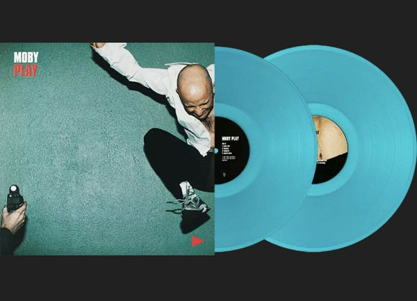 Moby - PLAY (VMP Exclusive 2xLP COLORED Vinyl) US orders only