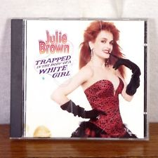 Julie Brown - Trapped in the body of a White Girl - Used CD