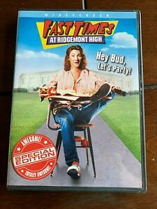 Fast Times at Ridgemont High - WIDESCREEN Special Edition DVD (New)