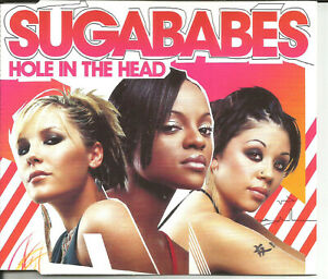 Sugababes - Hole In The Head (Import CD single) Used