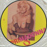 "Madonna - Primadonna (Interview) Picture Disc 12"" LP vinyl"