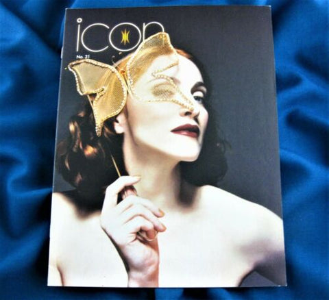 Madonna - ICON Fan Club Magazine (Revlon)