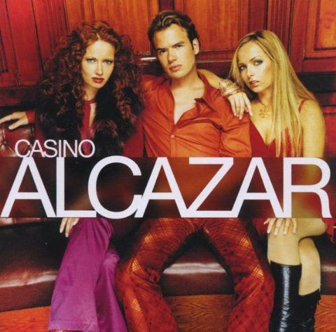 Alcazar - Casino CD