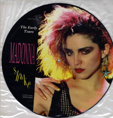 Madonna Picture Disc SHAKE