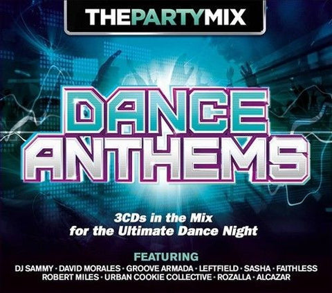 The Party Mix - Dance Anthems - 3 CD  (Various)